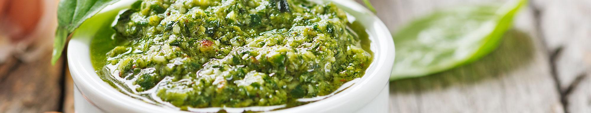 Pesto & Saucen