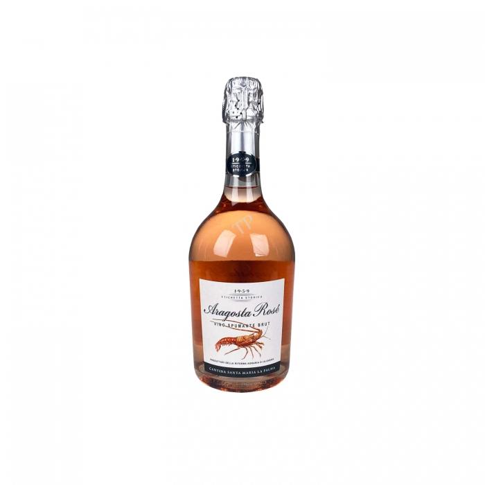 Aragosta Rosé Vino Spumante Brut 0,75l