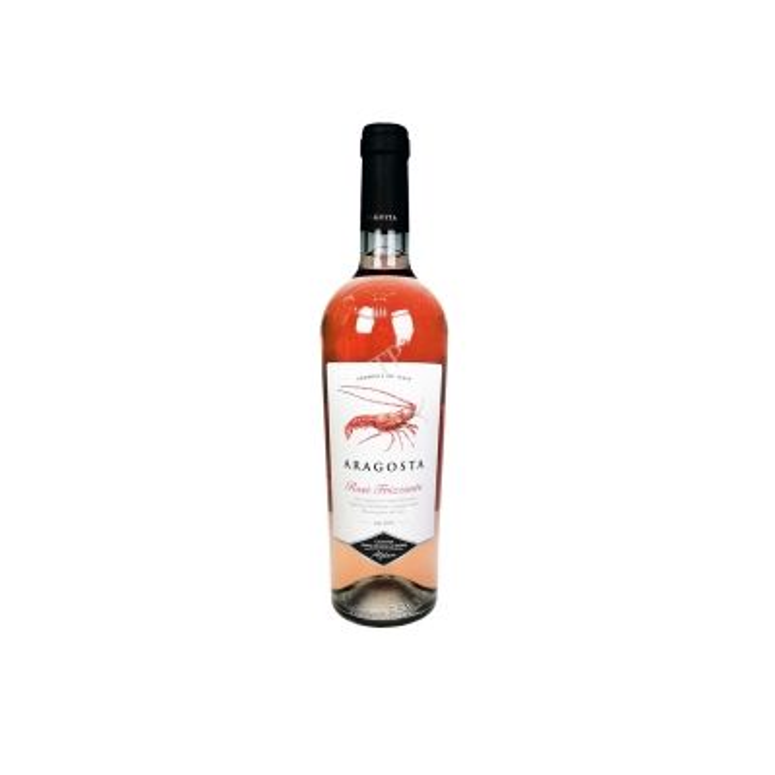 Aragosta Rosé Frizzante 0,75l